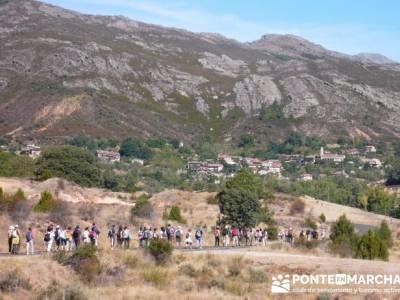 Ciudad Encantada de Tamajón - Retiendas - Almiruete;singles madrid; ruta del cares